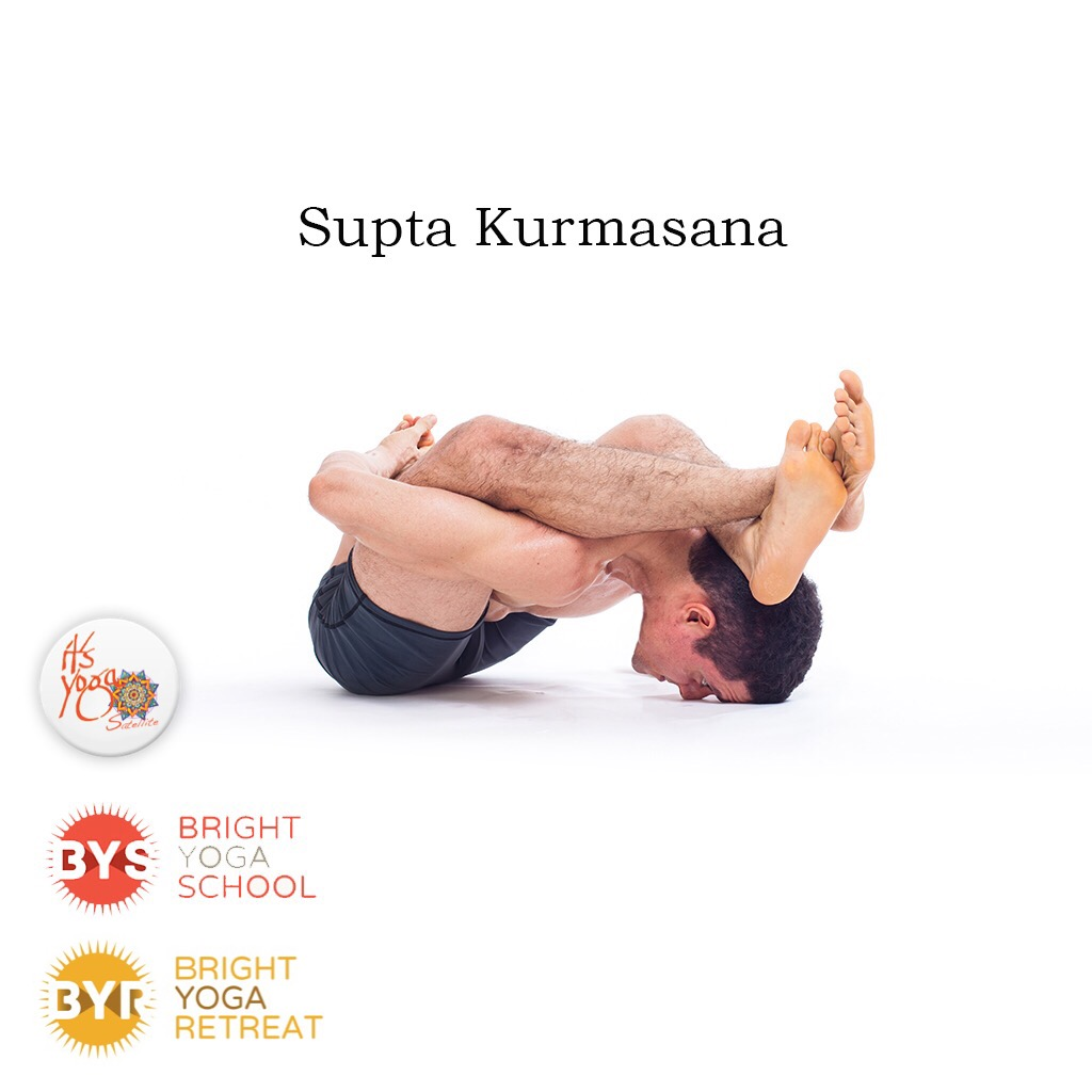 Kurmasana Tips