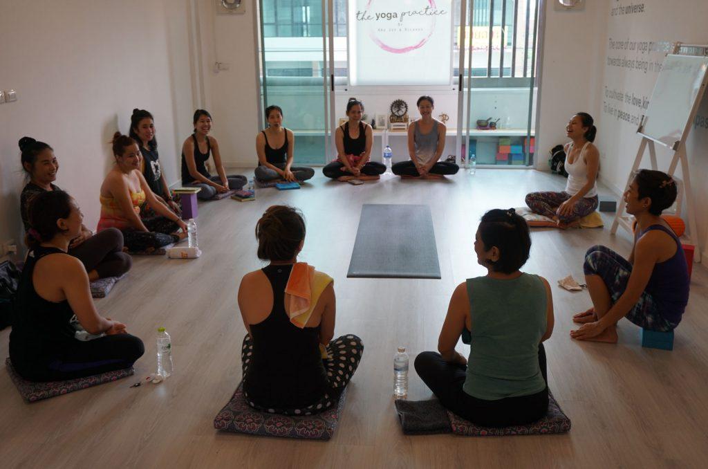 Ashtanga Yoga Teacher Training 300hrs Yoga Alliance Certification Thailand 2018 1 September 30 November 2018 Bright Yoga School