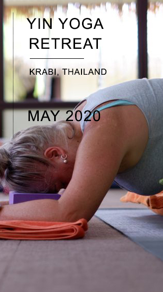 YIN YOGA KRABI MAY 2020