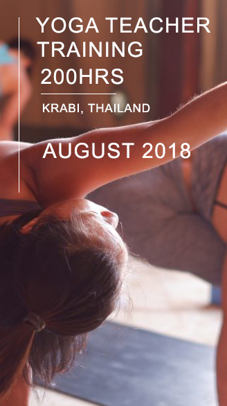 YOGA TEACHER TRAINING 200 HRS KRABI