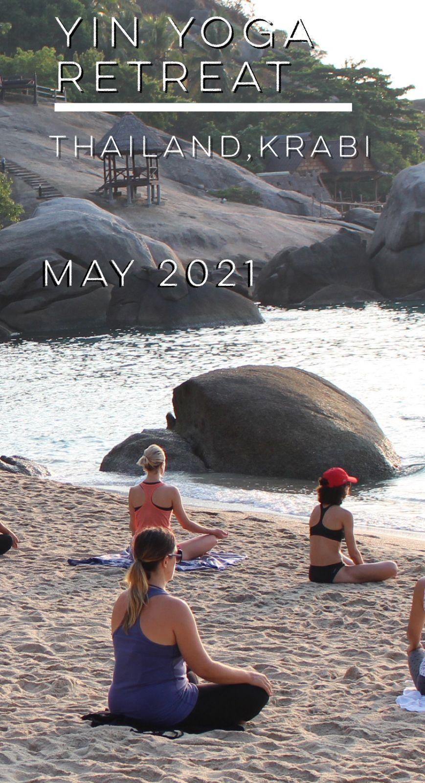 YIN YOGA KRABI MAY 2021